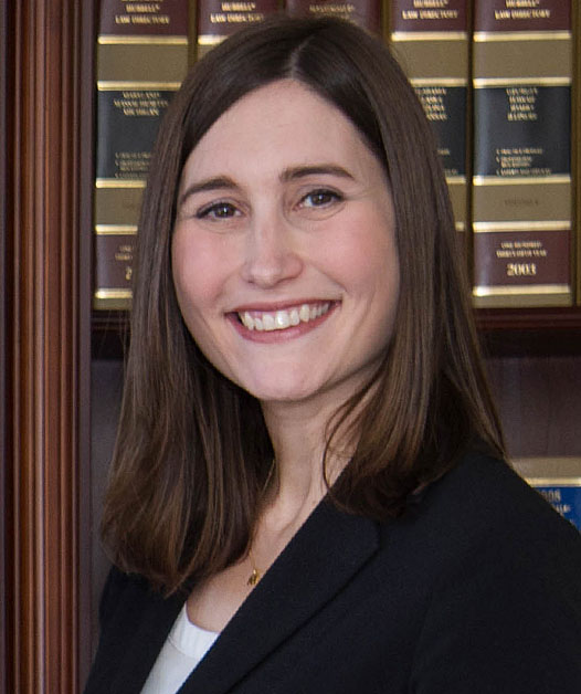 Laura Messier Attorney Photo